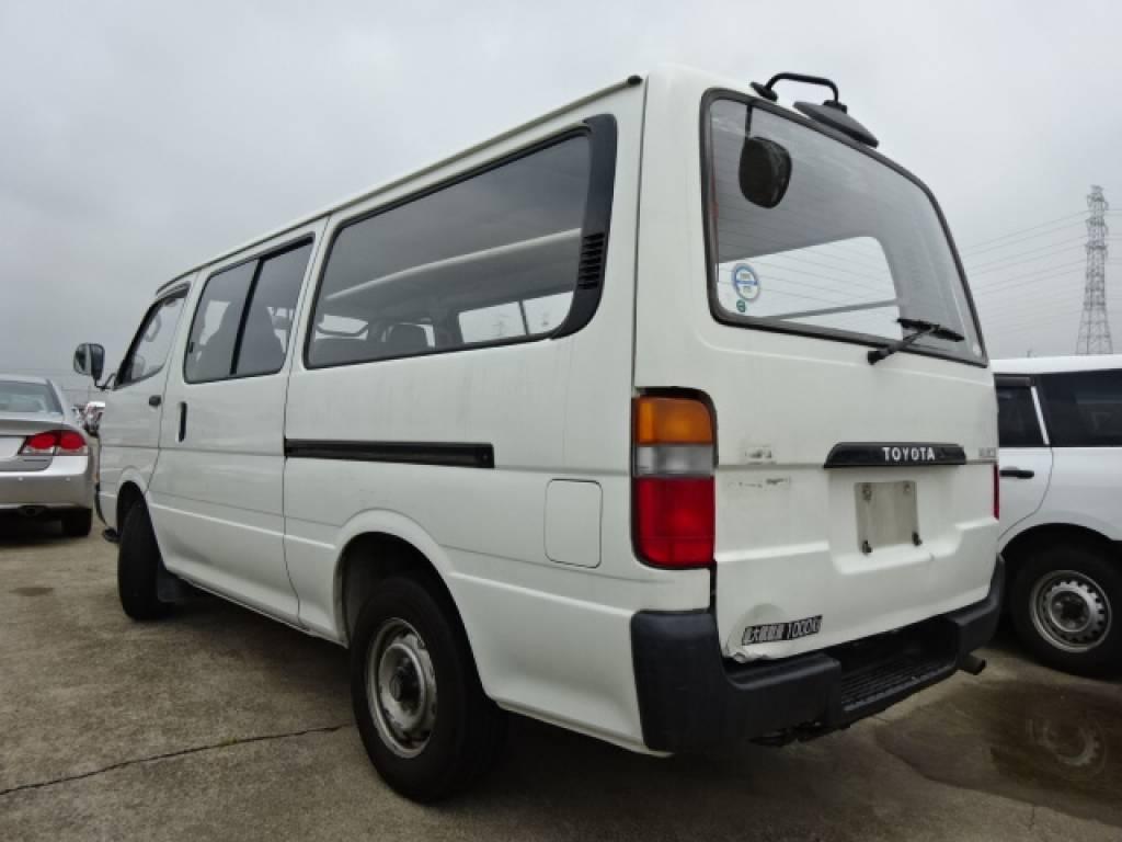 Used 1993 MT Toyota Hiace Van LH113V Image[3]