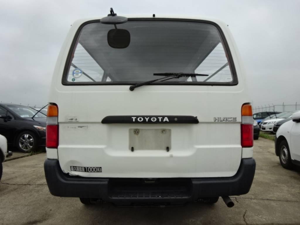 Used 1993 MT Toyota Hiace Van LH113V Image[4]