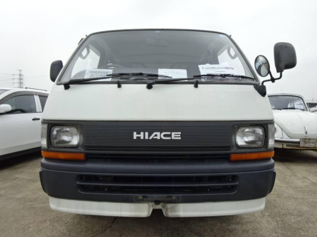 Used 1993 MT Toyota Hiace Van LH113V Image[5]