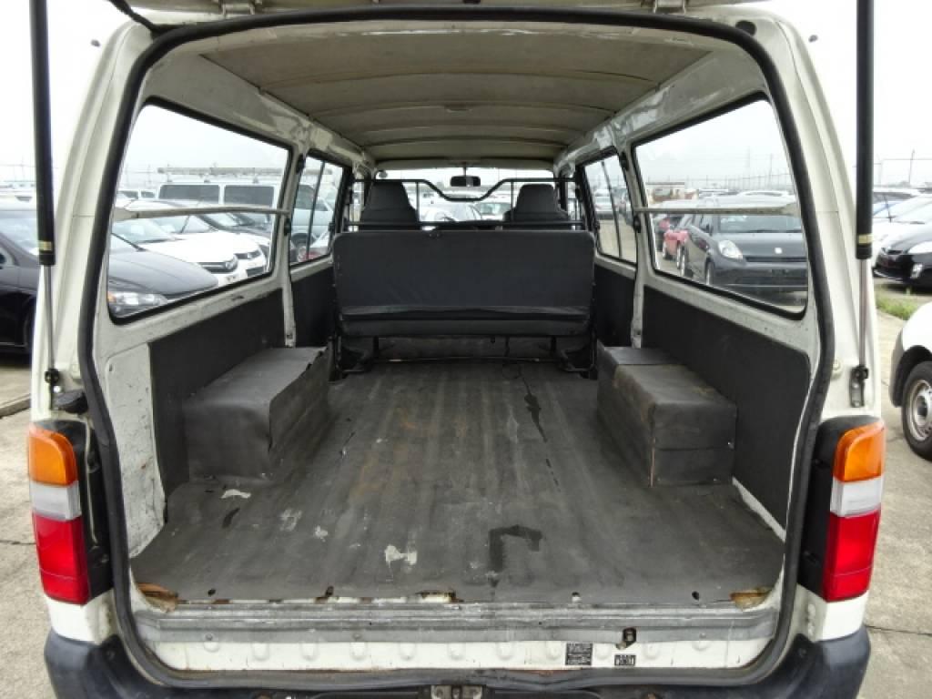 Used 1993 MT Toyota Hiace Van LH113V Image[7]
