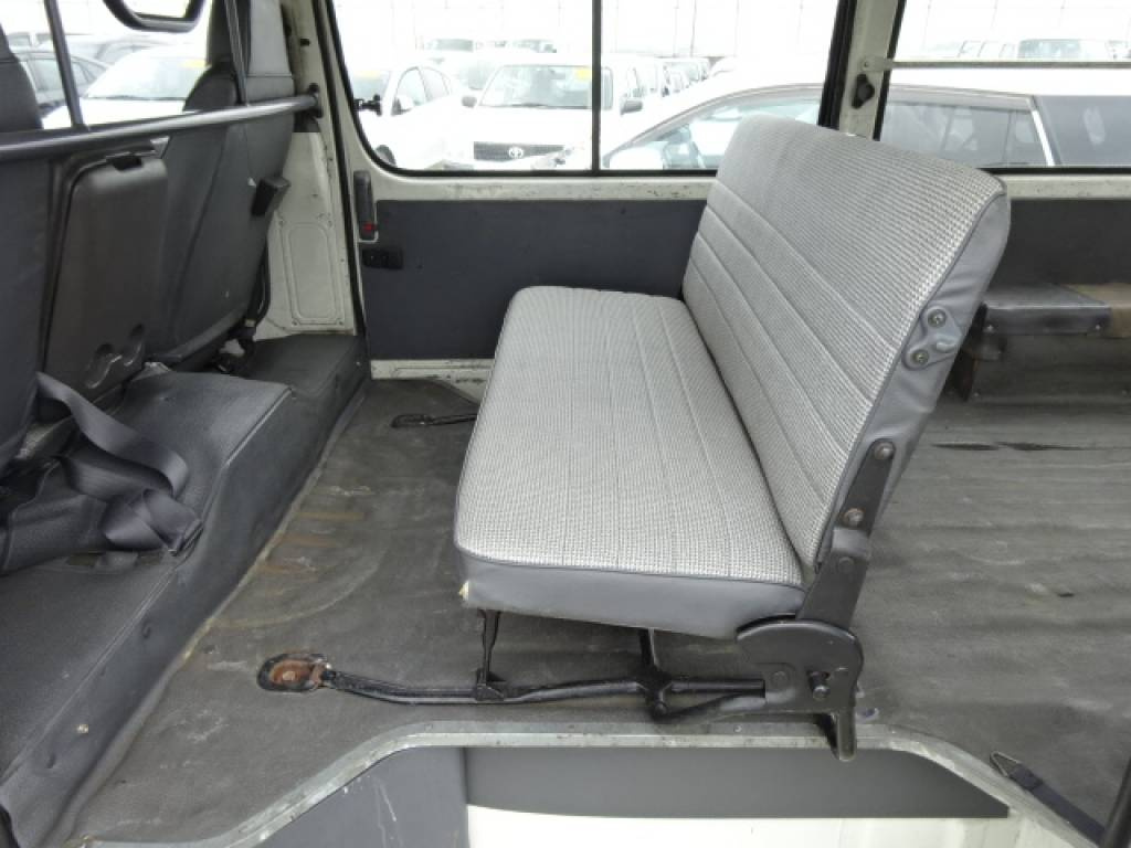 Used 1993 MT Toyota Hiace Van LH113V Image[22]