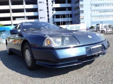 1991  Renault  Alpine VFAD