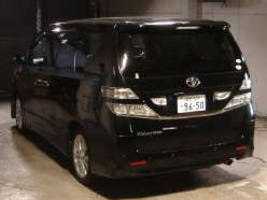Used 2008 AT Toyota Velfire ANH20W Image[1]