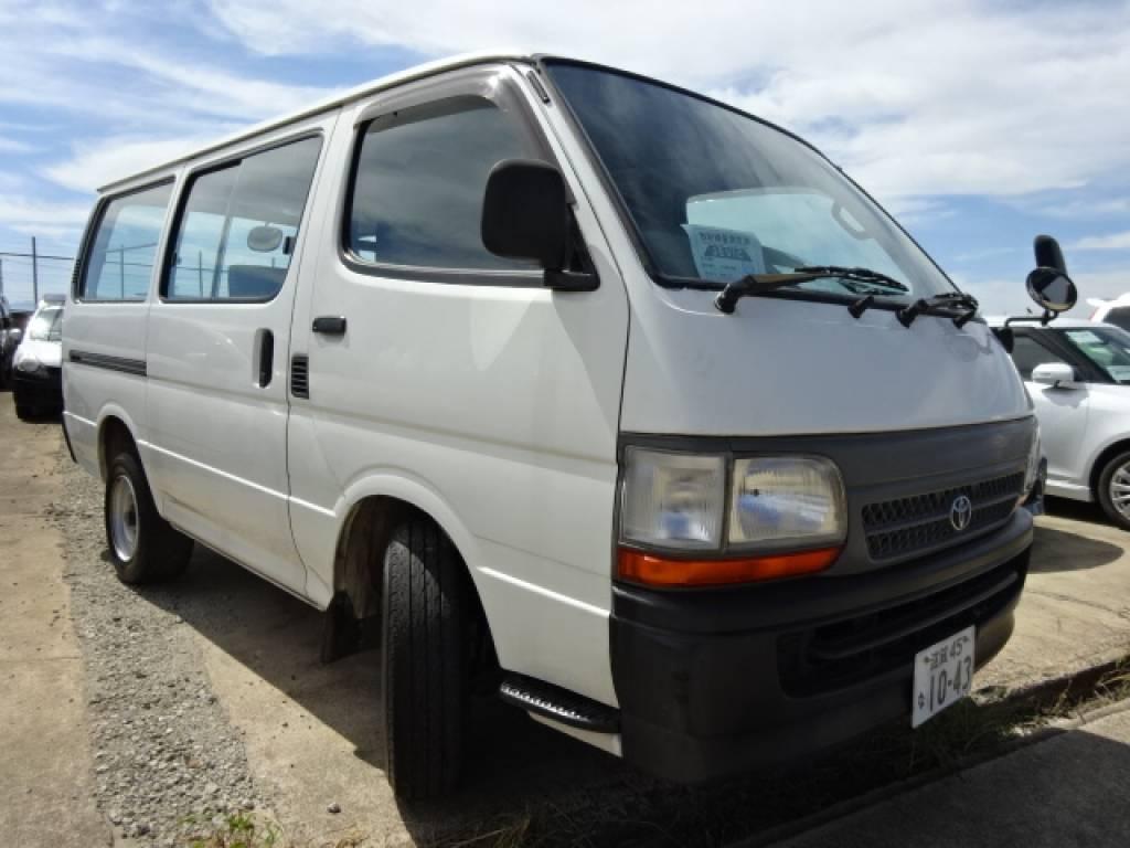Used 1998 MT Toyota Hiace Van RZH102V Image[1]