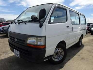 1998 MT Toyota Hiace Van RZH102V