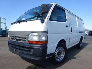 2001  Toyota Hiace Van LH172V