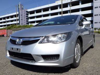 2009 AT Honda Civic Hybrid FD3