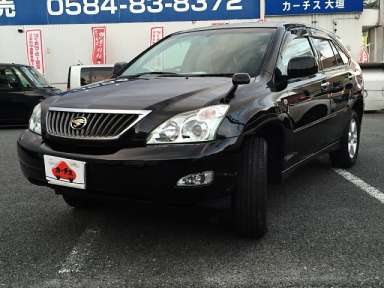 2009 AT Toyota Harrier CBA-ACU30W