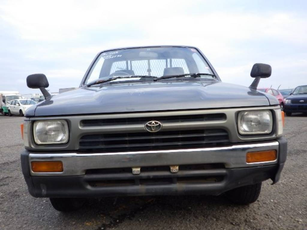 Used 1992 MT Toyota Hilux Truck YN85 Image[7]