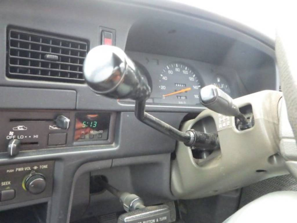 Used 1992 MT Toyota Hilux Truck YN85 Image[12]