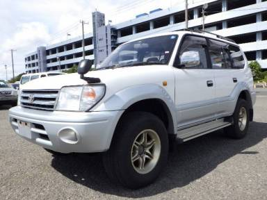 1997 AT Toyota Land Cruiser Prado KZJ95W