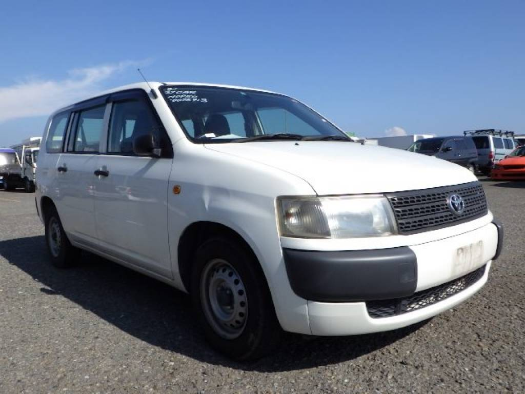 Used 2007 AT Toyota Probox Van NCP50V