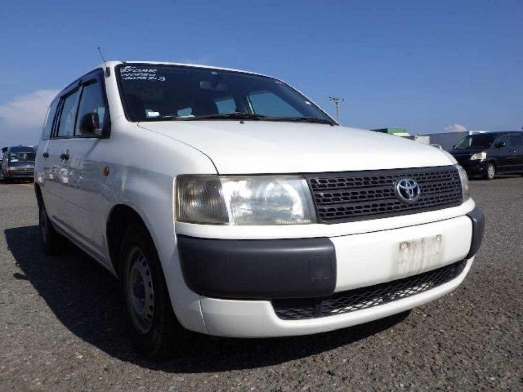 Used 2007 AT Toyota Probox Van NCP50V Image[2]