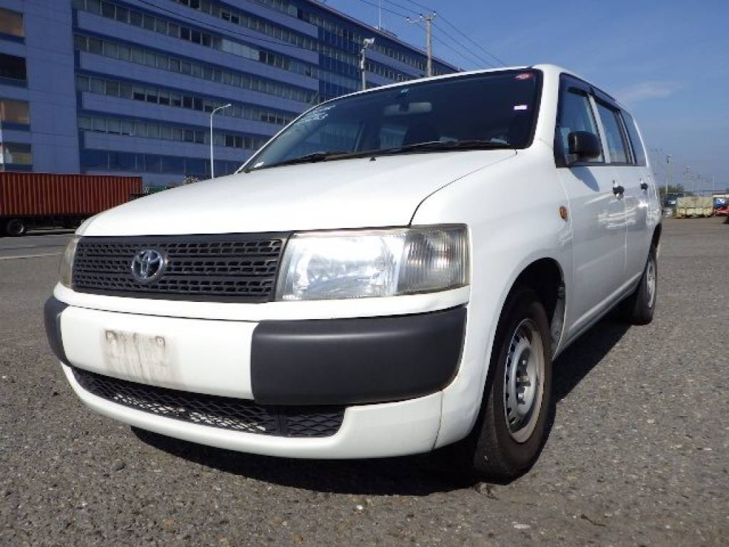 Used 2007 AT Toyota Probox Van NCP50V Image[4]