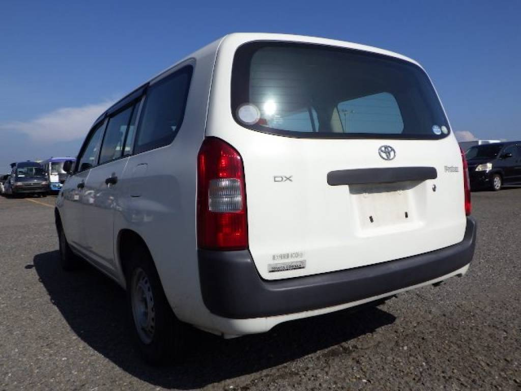 Used 2007 AT Toyota Probox Van NCP50V Image[7]