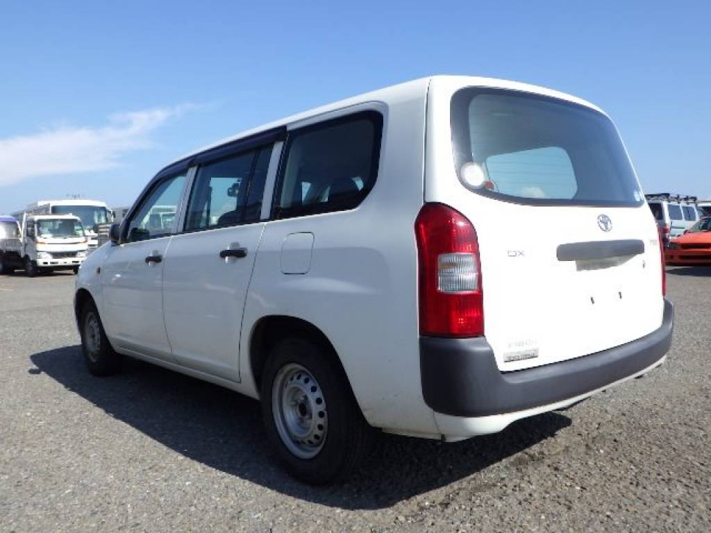 Used 2007 AT Toyota Probox Van NCP50V Image[8]