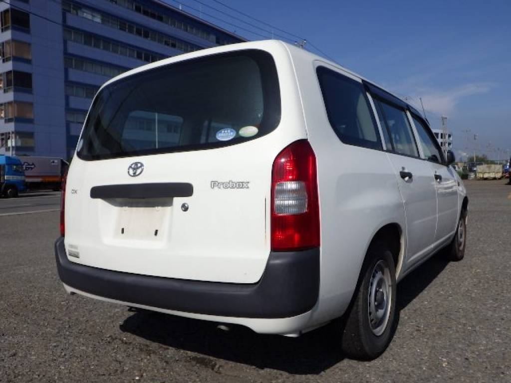 Used 2007 AT Toyota Probox Van NCP50V Image[9]