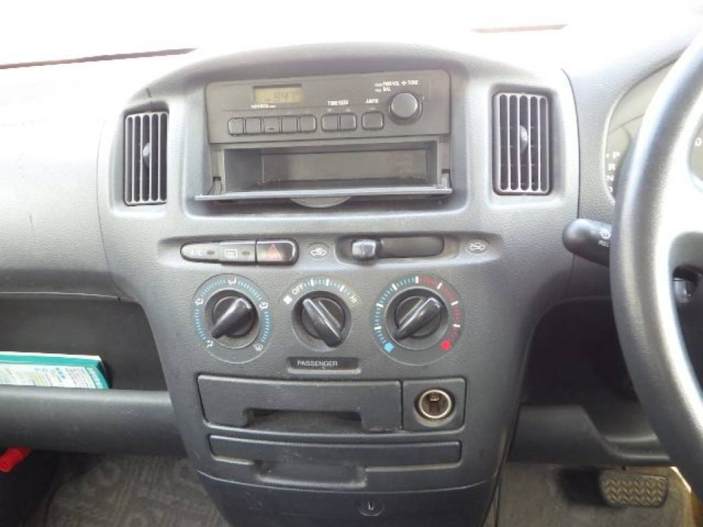 Used 2007 AT Toyota Probox Van NCP50V Image[17]