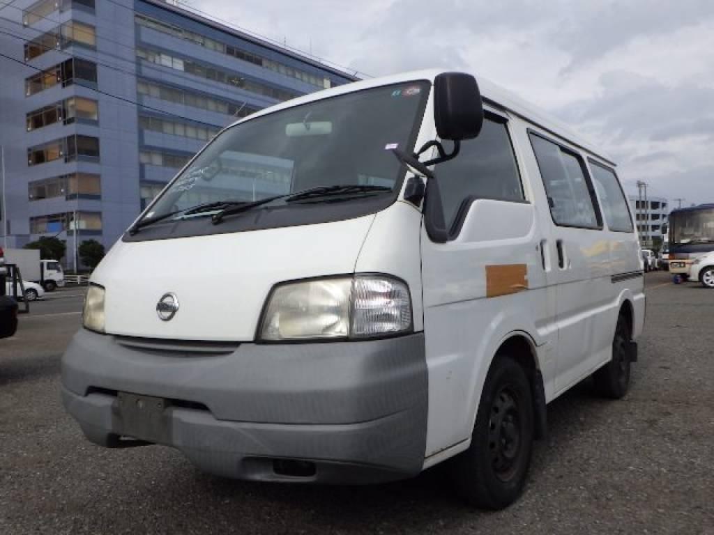 Used 2004 MT Nissan Vanette Van SK82VN Image[4]