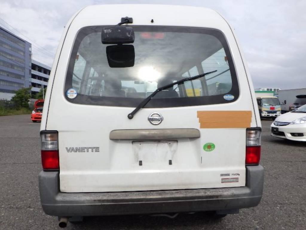 Used 2004 MT Nissan Vanette Van SK82VN Image[6]