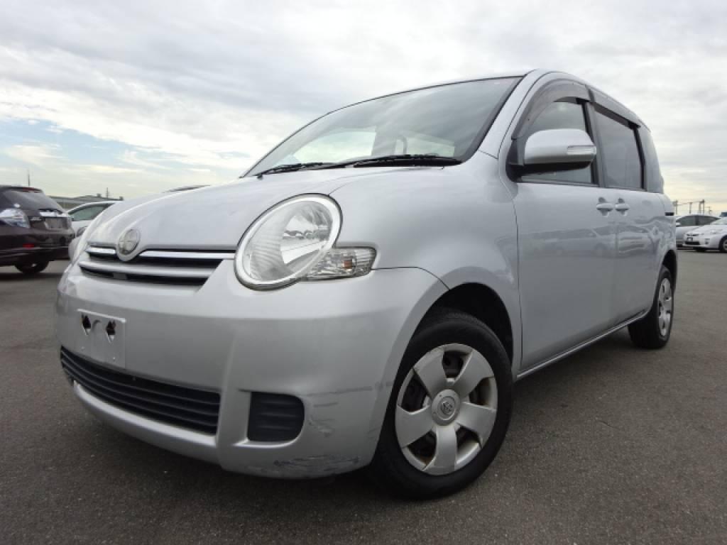 Used 2008 AT Toyota Sienta NCP81G