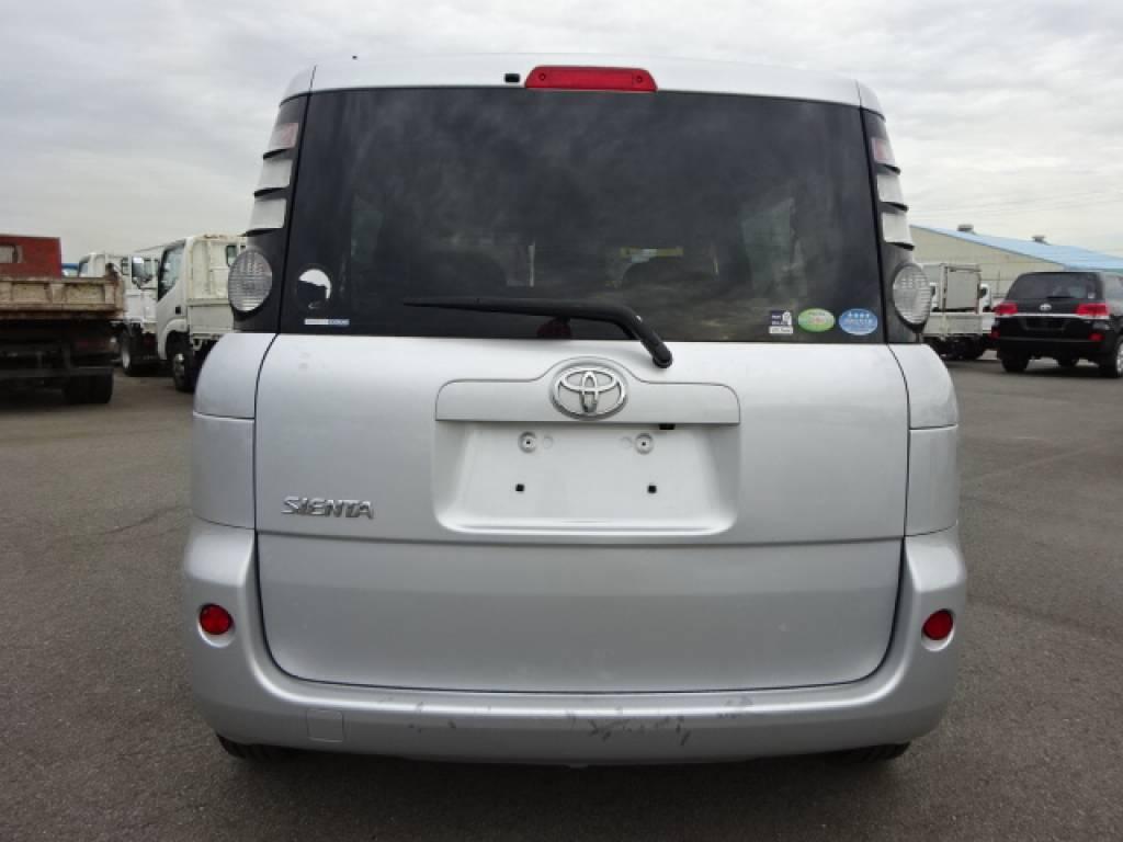 Used 2008 AT Toyota Sienta NCP81G Image[2]