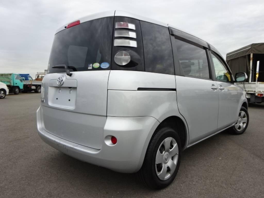 Used 2008 AT Toyota Sienta NCP81G Image[3]