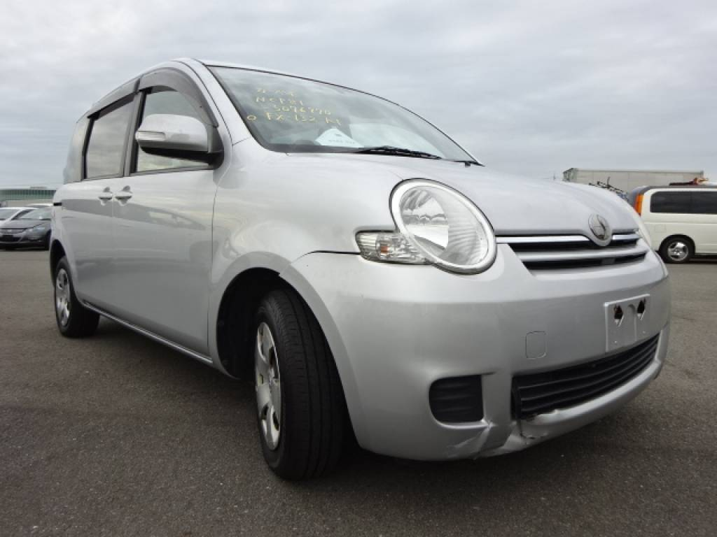 Used 2008 AT Toyota Sienta NCP81G Image[4]