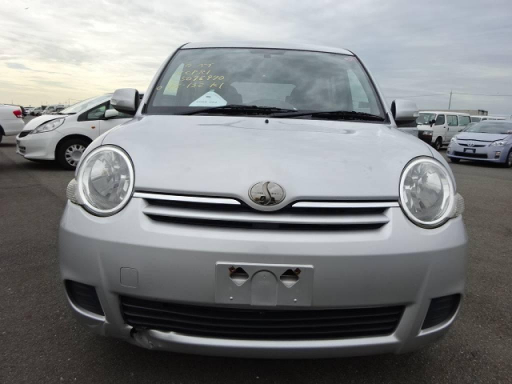 Used 2008 AT Toyota Sienta NCP81G Image[5]