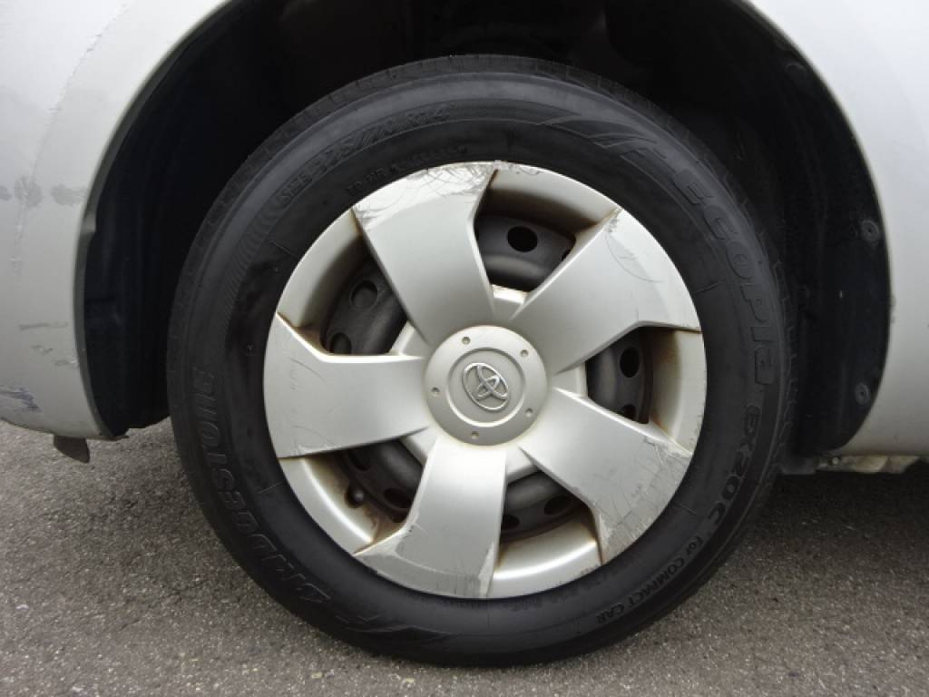 Used 2008 AT Toyota Sienta NCP81G Image[6]