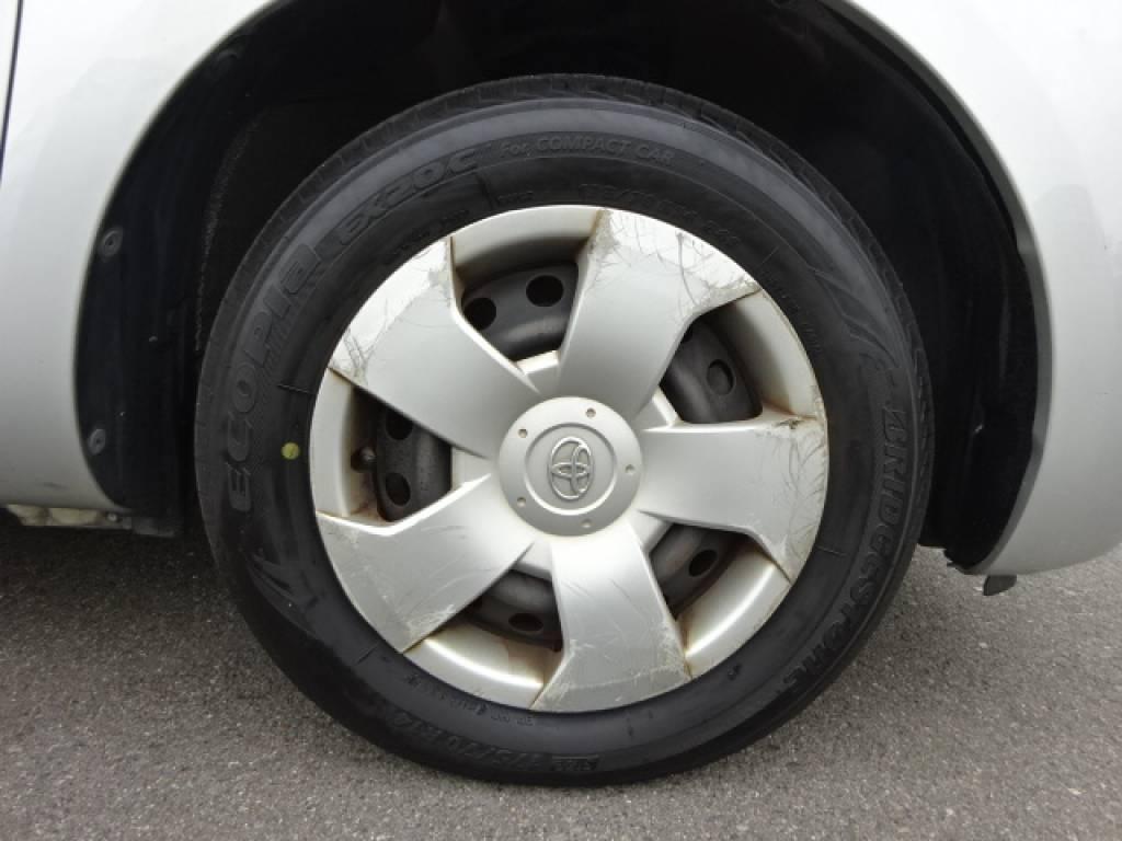 Used 2008 AT Toyota Sienta NCP81G Image[9]