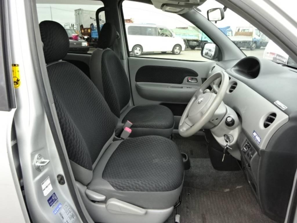 Used 2008 AT Toyota Sienta NCP81G Image[18]