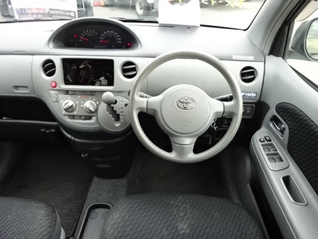 Used 2008 AT Toyota Sienta NCP81G Image[23]