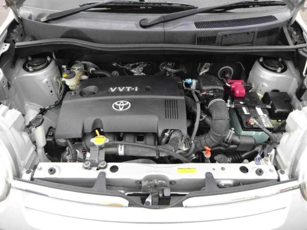 Used 2008 AT Toyota Sienta NCP81G Image[30]