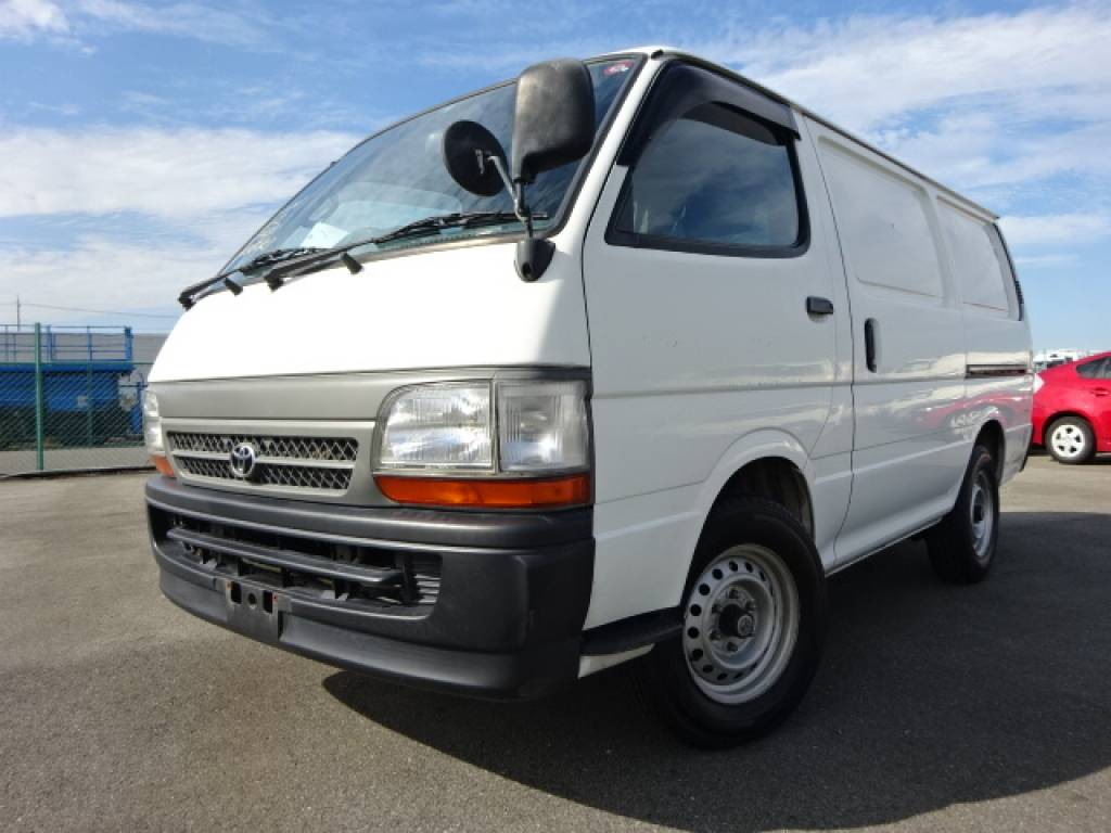 Used 2001 MT Toyota Hiace Van LH162V Image[1]