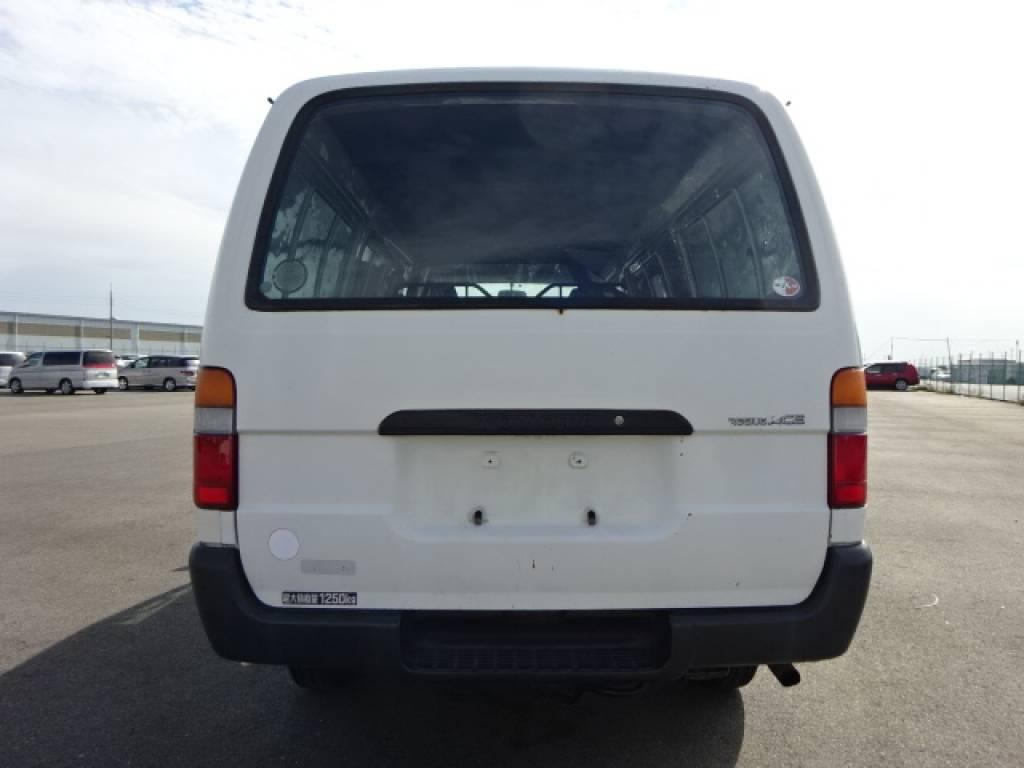 Used 2001 MT Toyota Hiace Van LH162V Image[3]