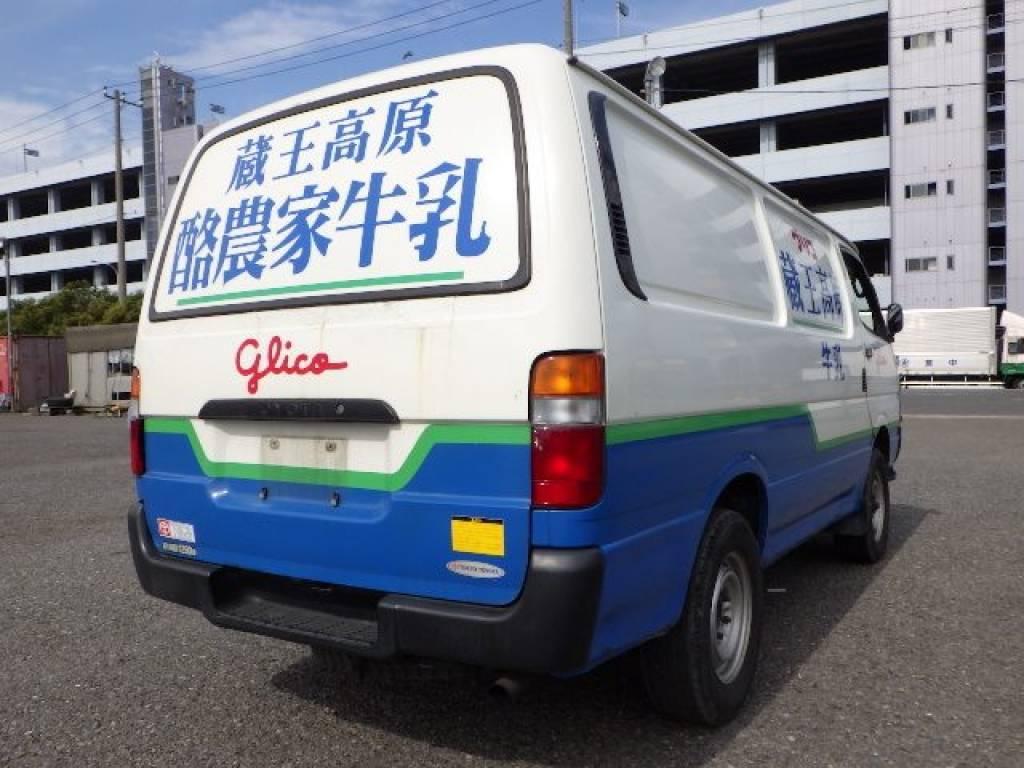 Used 1997 MT Toyota Hiace Van LH119V Image[1]