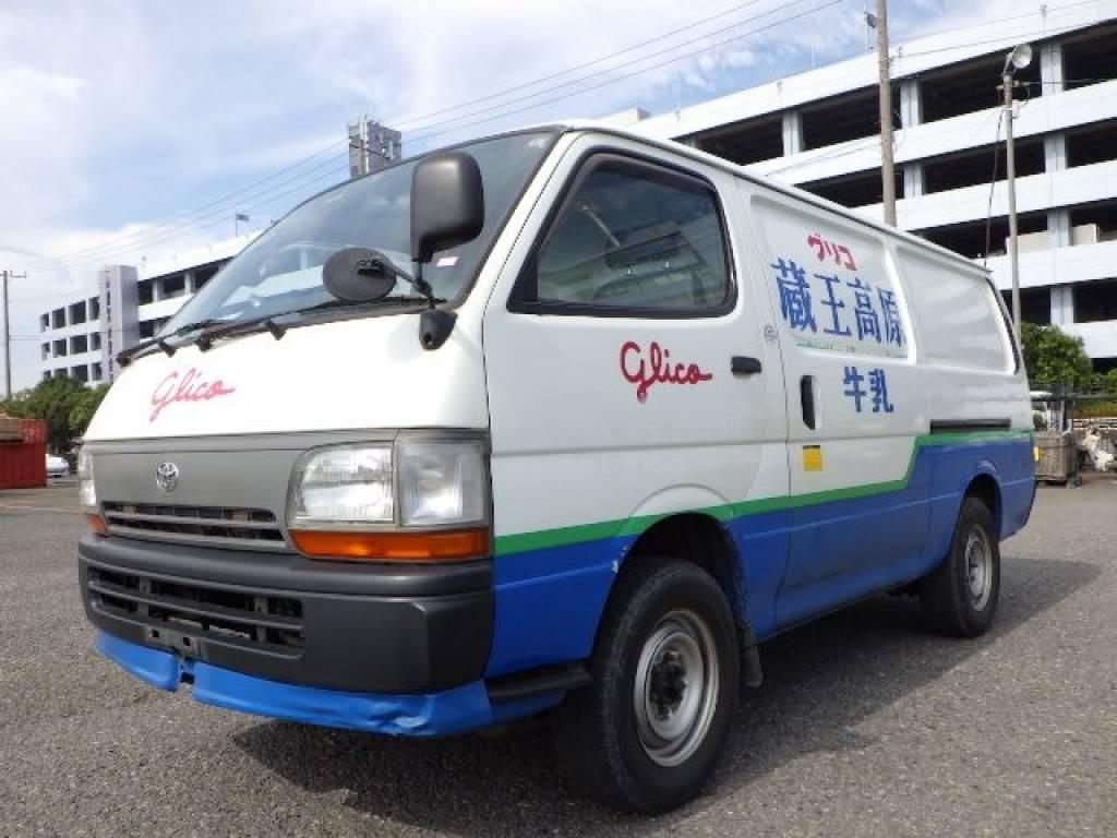Used 1997 MT Toyota Hiace Van LH119V Image[2]