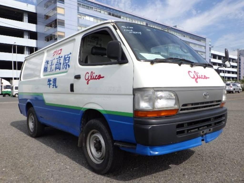 Used 1997 MT Toyota Hiace Van LH119V Image[3]
