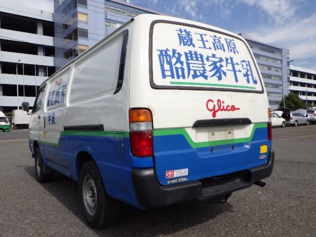 Used 1997 MT Toyota Hiace Van LH119V Image[8]