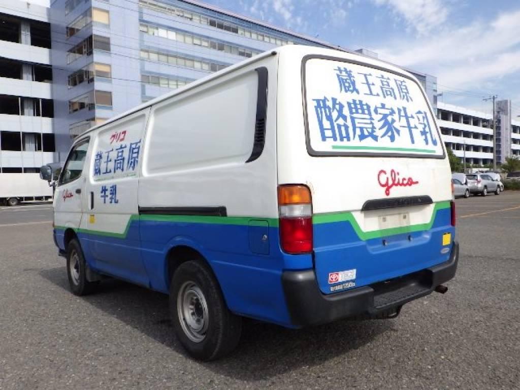 Used 1997 MT Toyota Hiace Van LH119V Image[9]