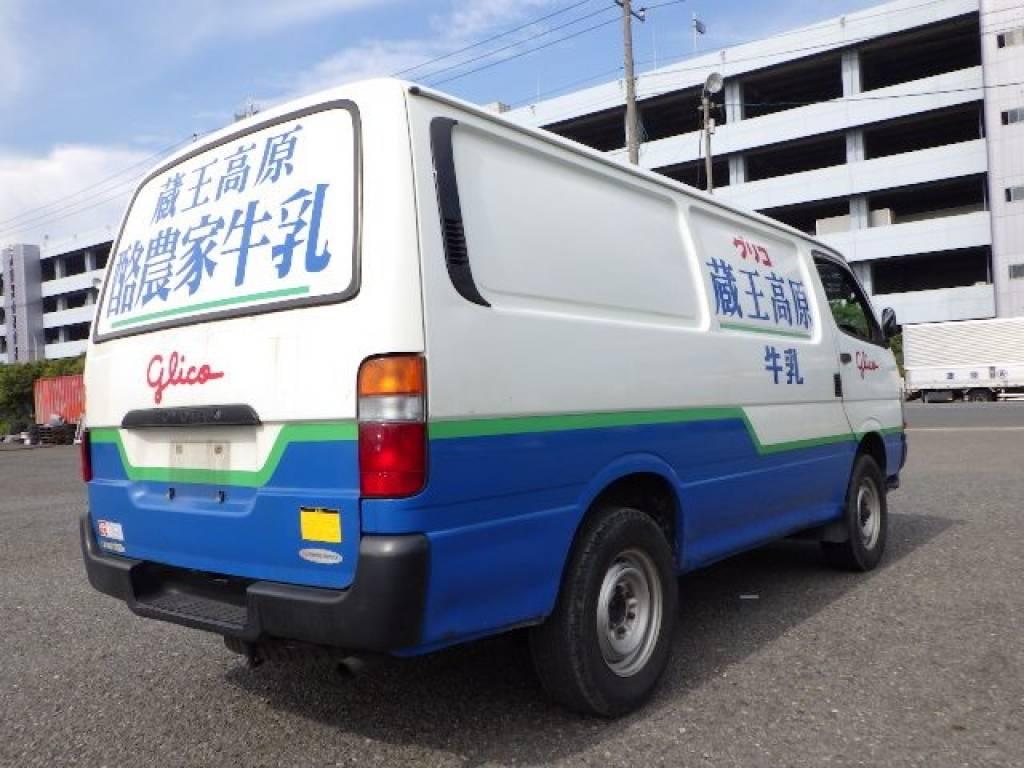 Used 1997 MT Toyota Hiace Van LH119V Image[10]