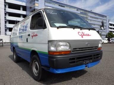 1997 MT Toyota Hiace Van LH119V