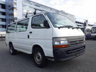 2001 AT Toyota Hiace Van RZH112V