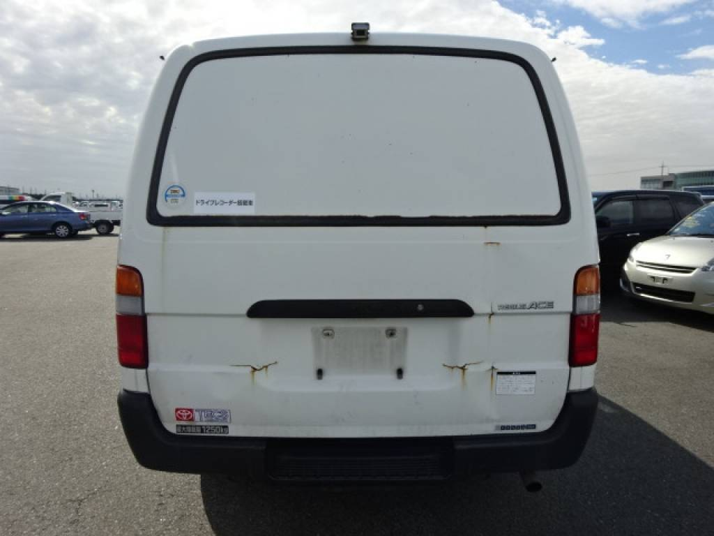 Used 2002 AT Toyota Hiace Van LH172V Image[3]