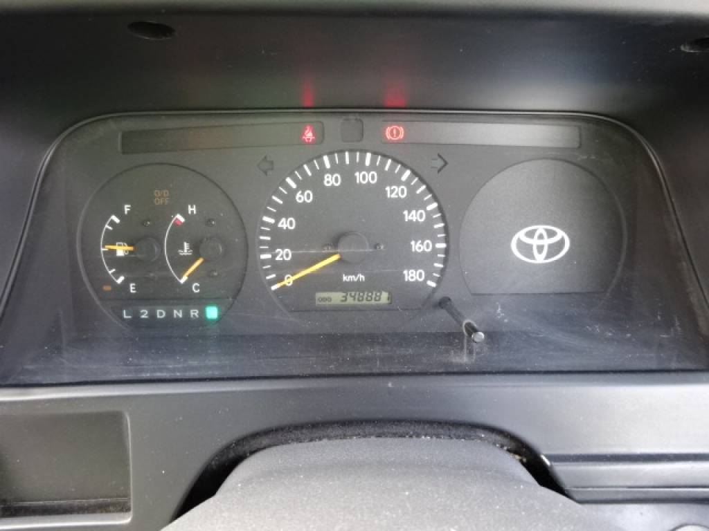 Used 2002 AT Toyota Hiace Van LH172V Image[15]