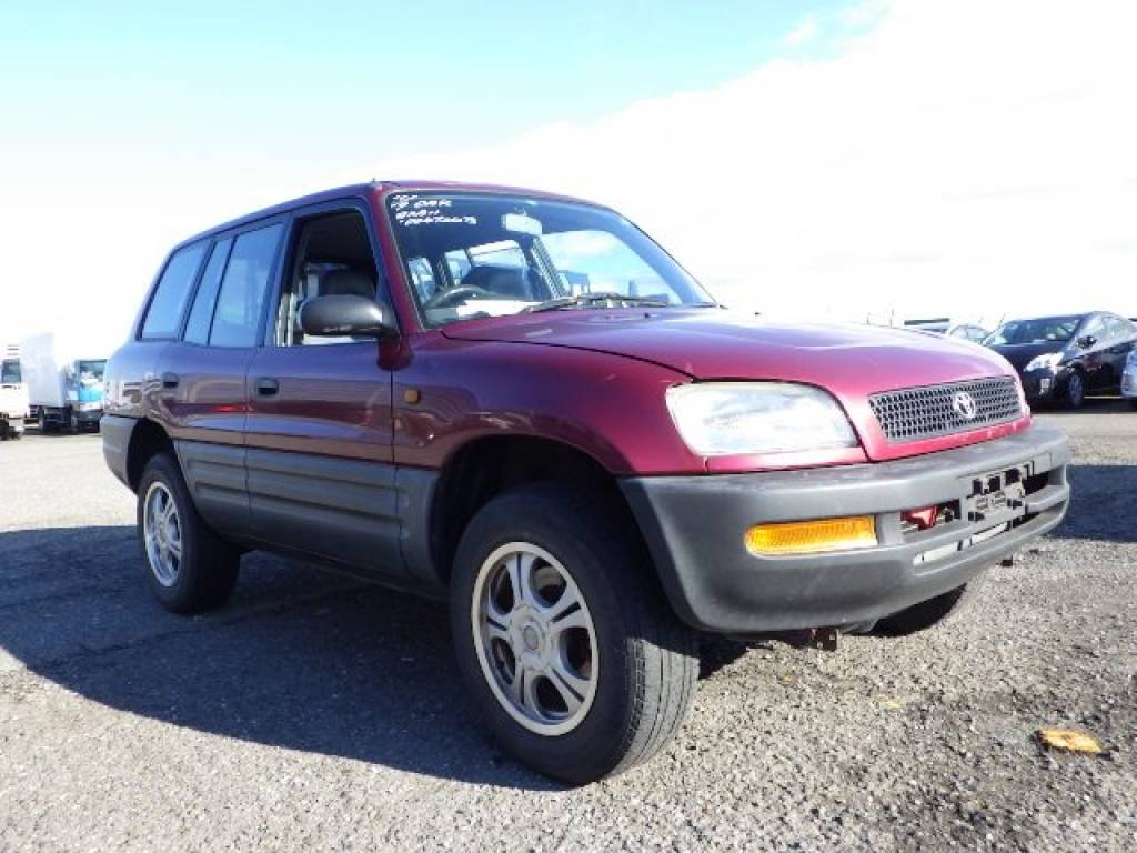 Used 1995 AT Toyota RAV4 SXA11G