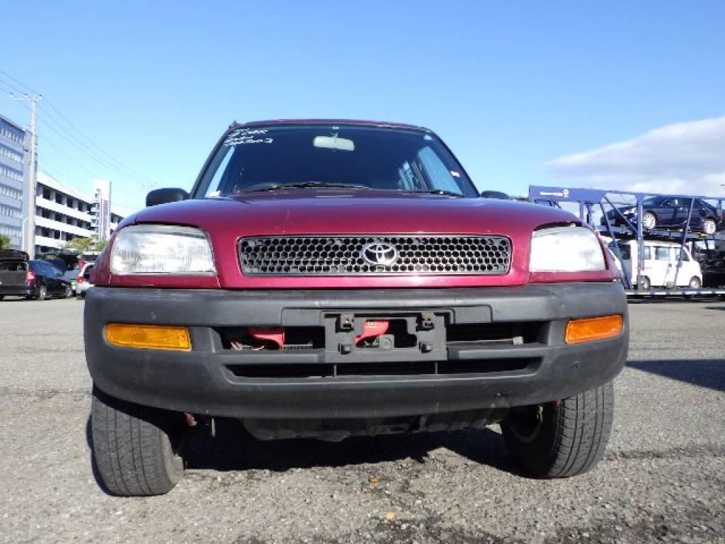 Used 1995 AT Toyota RAV4 SXA11G Image[3]