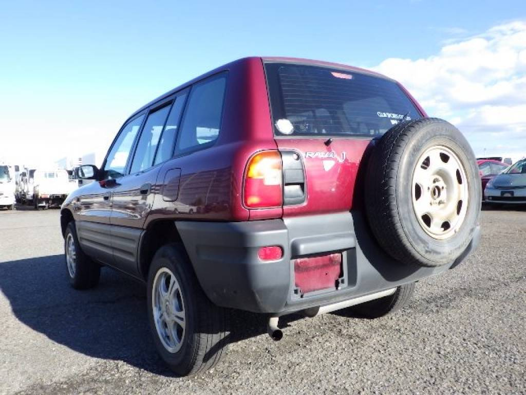 Used 1995 AT Toyota RAV4 SXA11G Image[7]