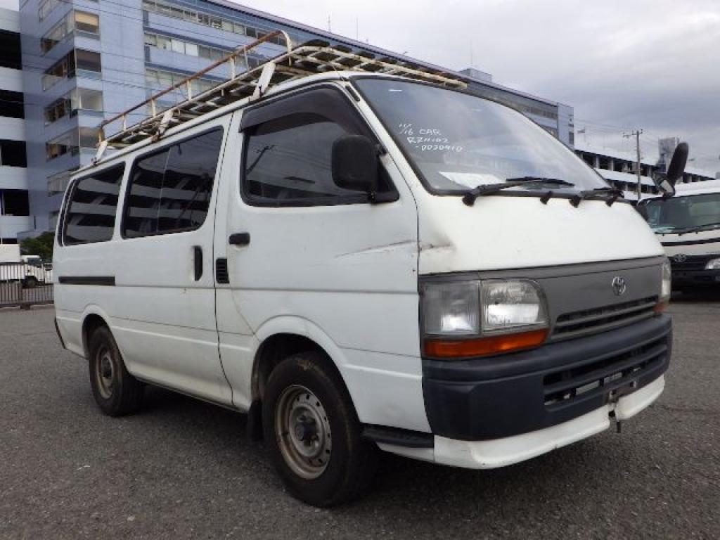 Used 1996 MT Toyota Hiace Van RZH102V